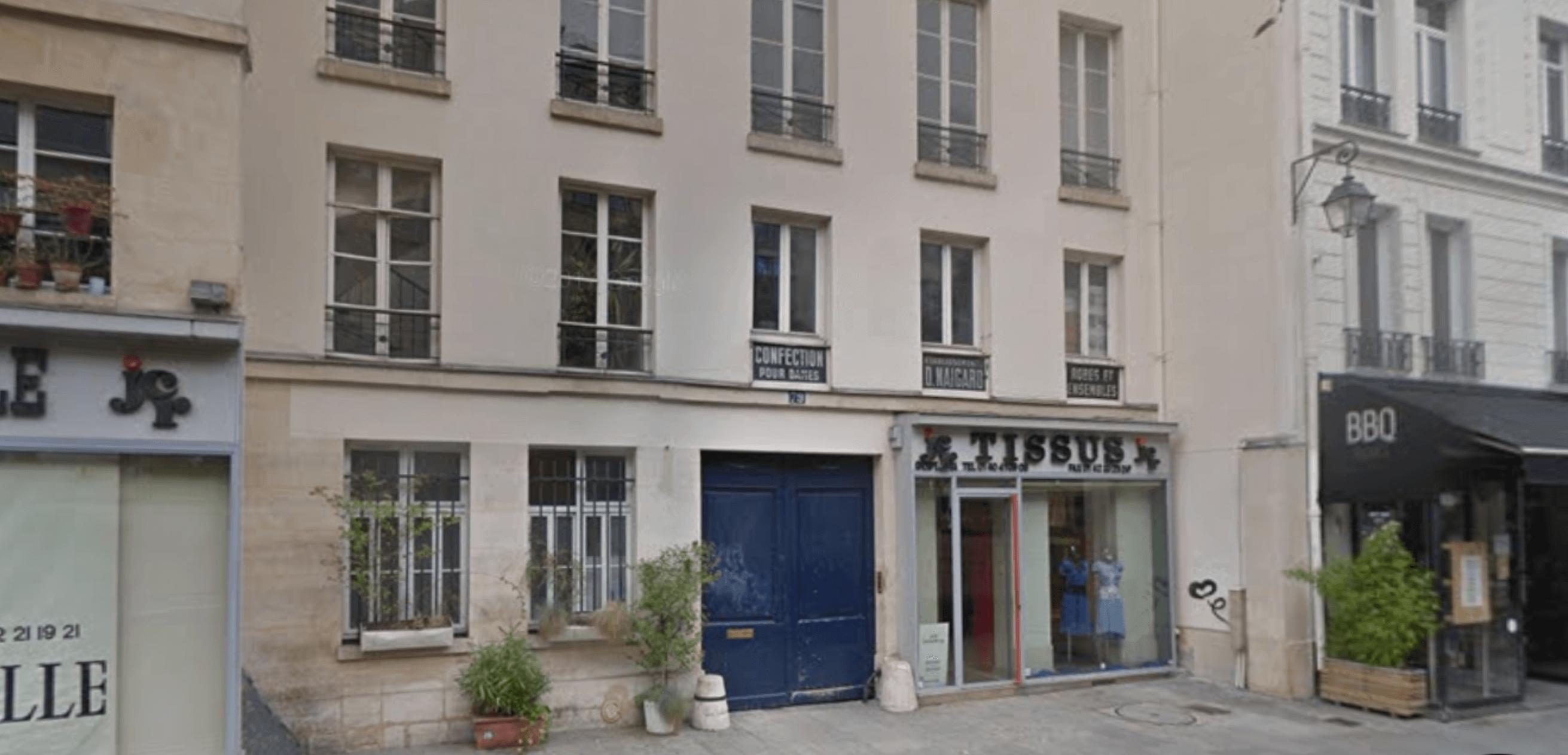 79 rue reaumur sebastopol sentier 75002 metro sentier montorgueil
